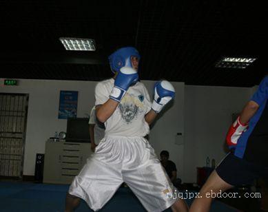 南京专业拳击训练课程中心