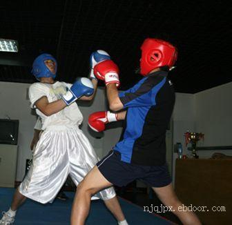 南京专业拳击训练课程咨询