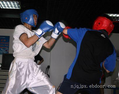 南京专业拳击训练课程价格