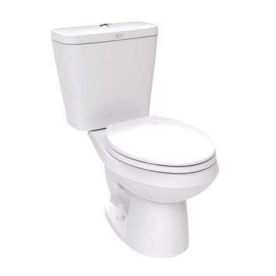 恒瑞 3.2/4.8升超强节水型分体座厕(底排400mm)(方型)