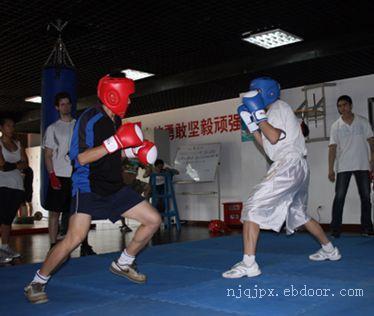 南京正规拳击训练