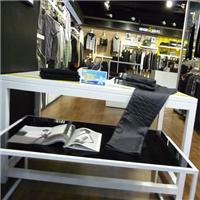 上海服装陈列架制作-上海服装展示道具批发价格