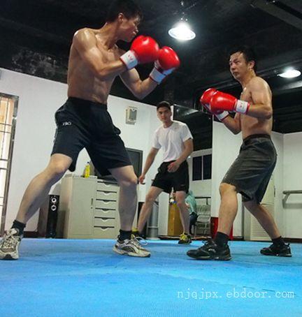南京长盛拳击培训学校基地