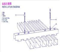 铝方通厂家-铝方通安装