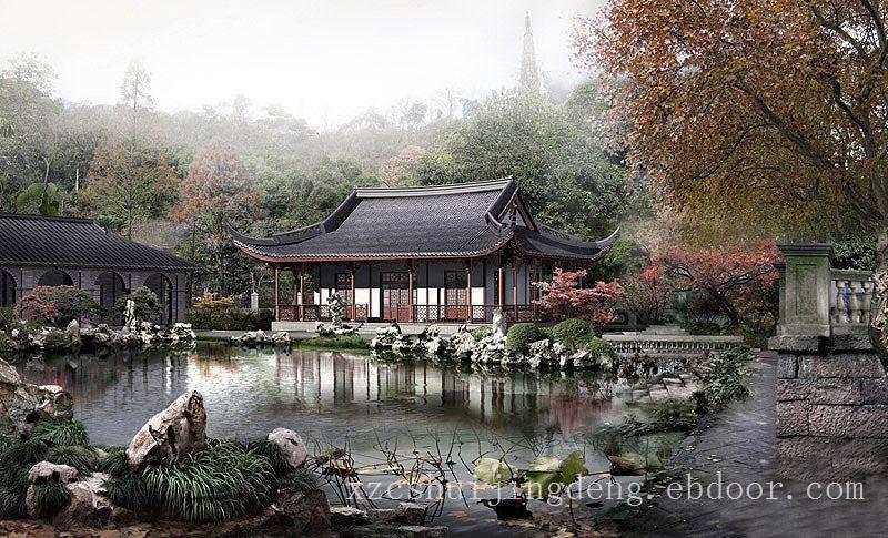 苏州建筑景观公司-仿古建筑,苏州仿古建筑工程,苏州仿古建筑园林绿化