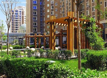 无锡小区绿化设计施工