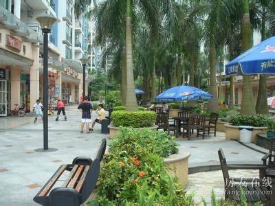 南通LOVEBET爱博体育官网公司-商业街植物景观,南通景观营造工程