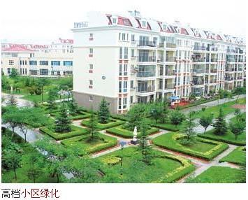 上海居住小区竞博电竞官网设计