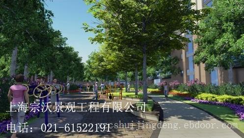 上海景观设计施工、上海竞博电竞官网景观设计公司、上海商业景观设计