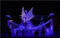 上海景观照明、上海景观照明艺术灯具、上海景观照明设计施工