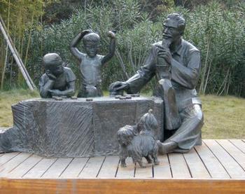 上海雕塑设计公司、上海园林雕塑公司、上海景观雕塑公司