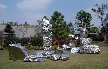 上海不锈钢雕塑、上海不锈钢景观雕塑、上海不锈钢艺术雕塑