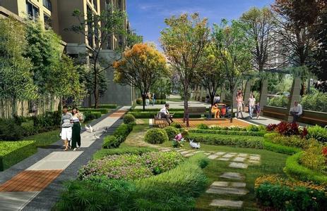 上海小区景观、上海小区景观设计、上海小区景观工程公司