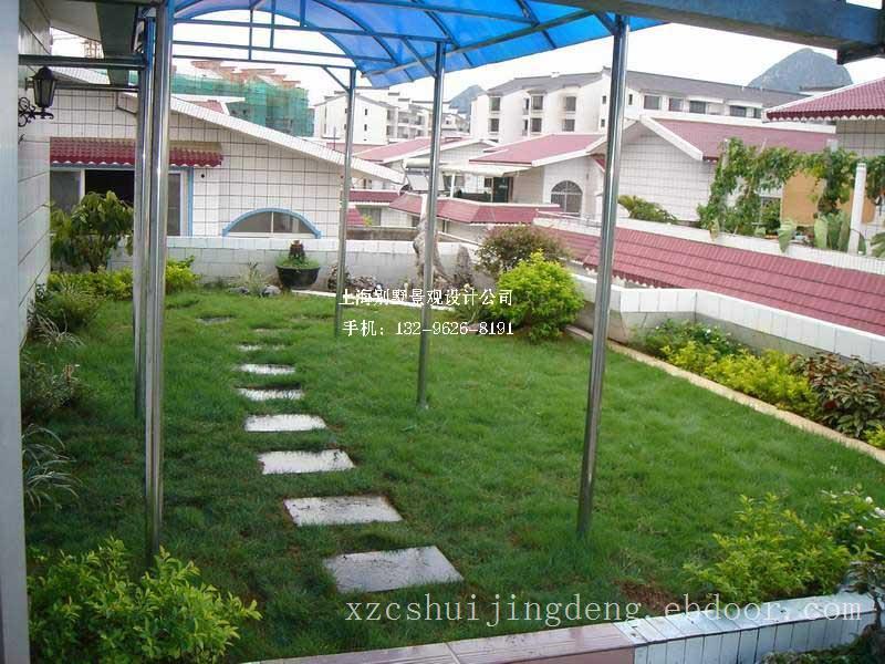 上海屋顶绿化设计、上海屋顶绿化施工