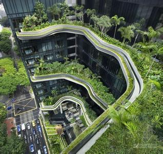 上海屋顶植物景观设计、上海屋顶景观设计公司、上海屋顶景观绿化公司