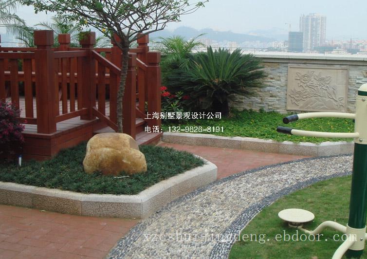上海景观绿化设计公司、上海屋顶绿化植物景观设计施工