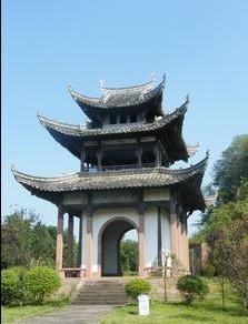 景观古建、上海古建景观设计、上海古建景观工程