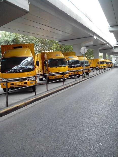 上海物流搬场大众有限公司