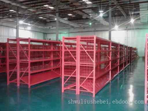 上海仓储货架-上海角钢货架