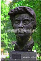 外国名人铜雕塑 铜工艺品铸造