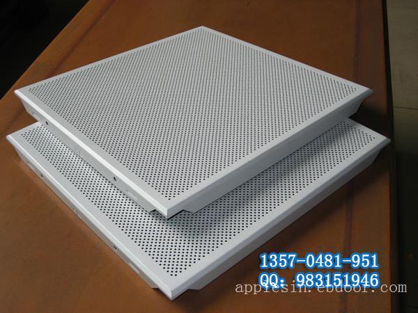 条形铝扣板施工工艺 铝扣板 白色烤漆铝条扣