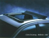 蓝宝石折叠天窗-上海汽车天窗