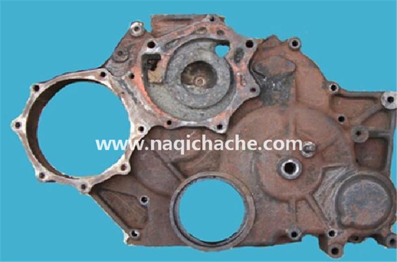 进口杭州叉车配件  尼桑TD27发动机配件 齿轮室盖
