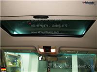 丰田普拉多2700-汽车天窗改装