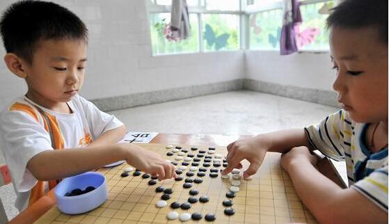 童话围棋-中级班