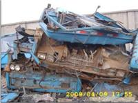 报废汽车回收拆解 二手机械回收 代办车辆上牌