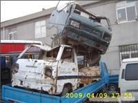上海废旧汽车回收 上海废钢回收 上海废铁回收