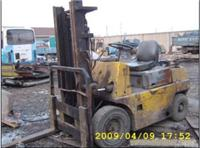 上海二手叉车回收 上海回收搅拌机 回收装载机回收