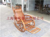 39藤艺摇椅