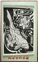 雕鱼纹身器材21