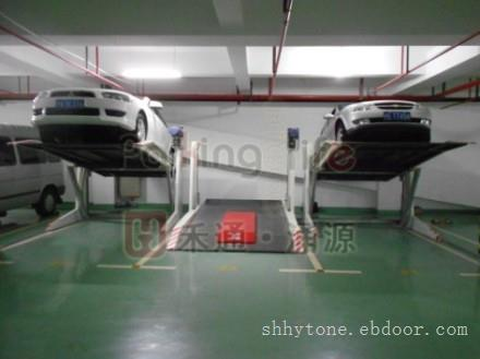 智能立体车库_上海专业停车设备