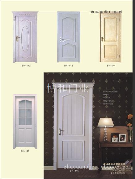 上海烤漆套装门;套装门定做;套装门