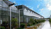 玻璃温室安装_智能玻璃温室