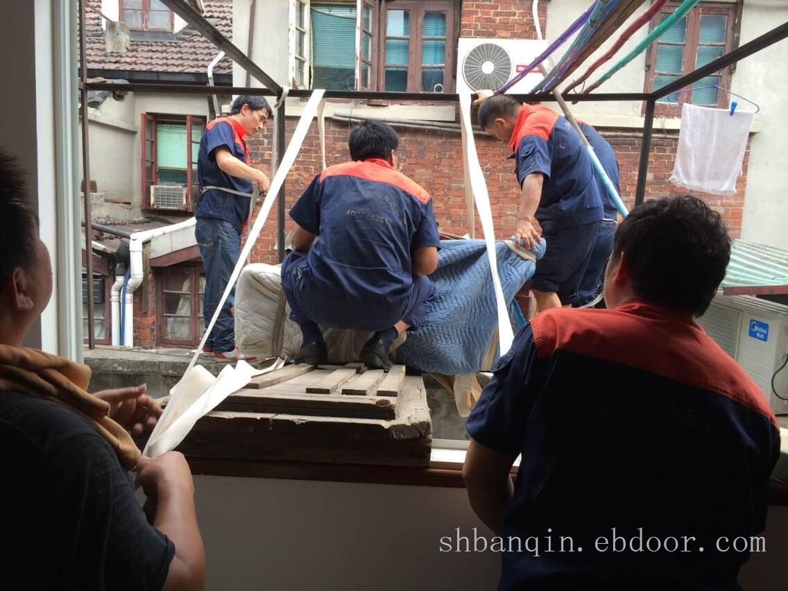 上海祥山货运公司-钢琴搬运