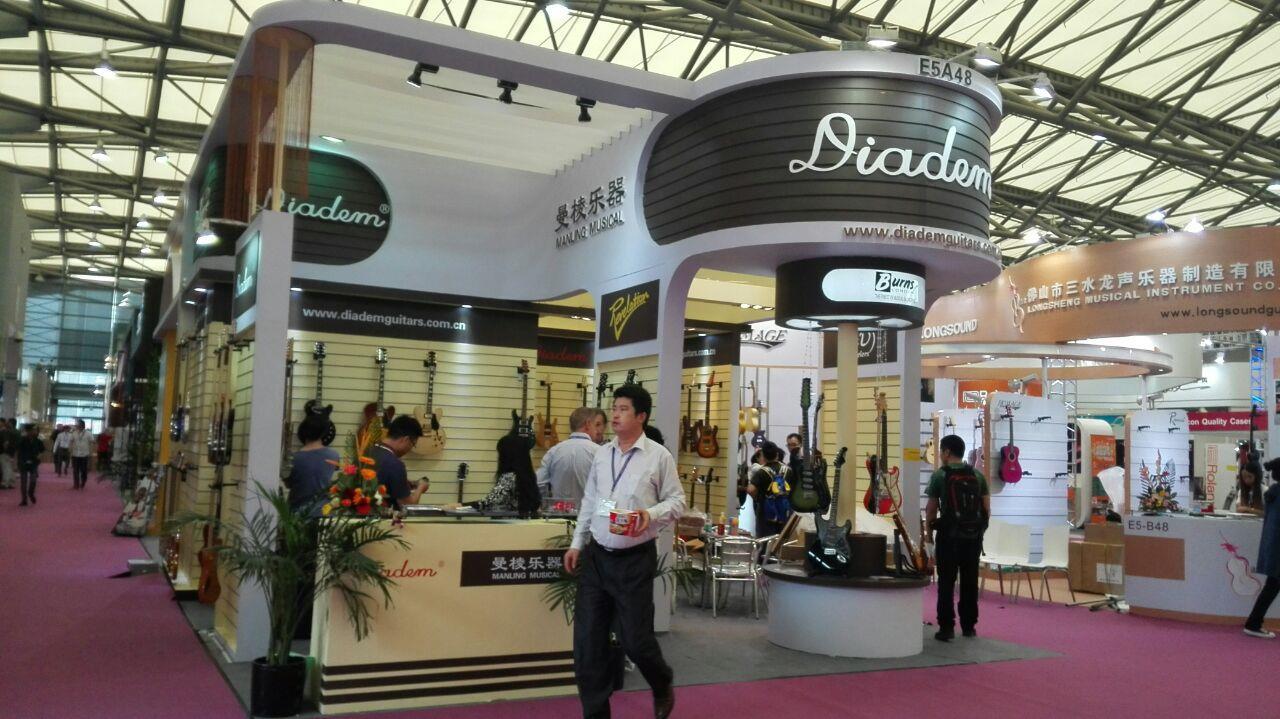 上海展厅设计制作_展台设计搭建公司