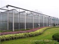 温室大棚_智能玻璃温室建设