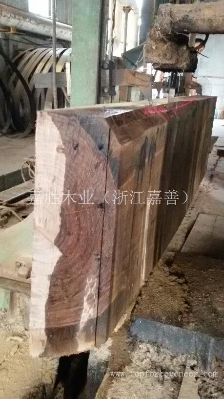 美国黑胡桃实木家具桌板大口径原木 American Walnut Table Top Solid Wood Furniture Grade Big Diameter L