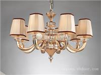 铜灯md76003-8 奥斯哥纳水晶灯