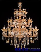 铜灯39082-30 上海水晶灯