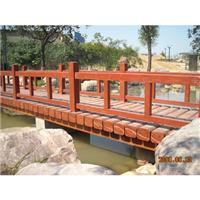 上海防腐木_上海防腐木拱桥