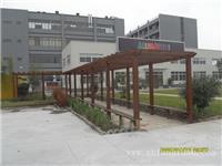 上海防腐木花架制作价格