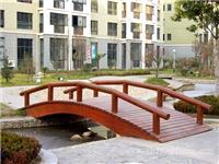 防腐木拱桥制作_上海防腐木拱桥制作工程