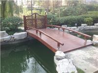 上海防腐木拱桥制作公司小桥、景观桥