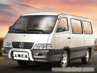 供应汇众伊思坦纳(奔驰MB100)12座SH6492豪华商务版GSC503(上海)价格
