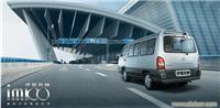 供应汇众伊思坦纳(奔驰MB100)15座SH6530舒适公务版GLC001A(上海)价格