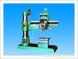 摇臂钻,上海迪五机床,摇臂钻制造商,摇臂钻生产厂家